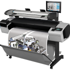 HP DesignJet SD Pro Multifunction Printer